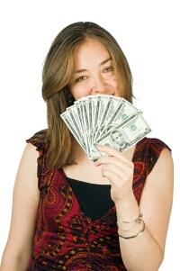 giocatrice vincente al blackjack online gratis in un casino