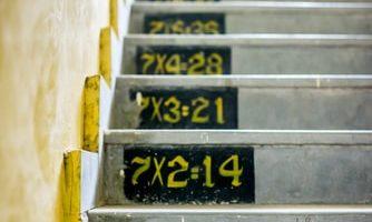 scale e numeri.
